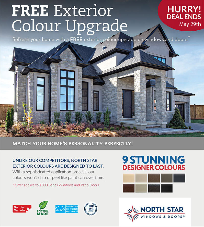 Free North Star Exterior Colour