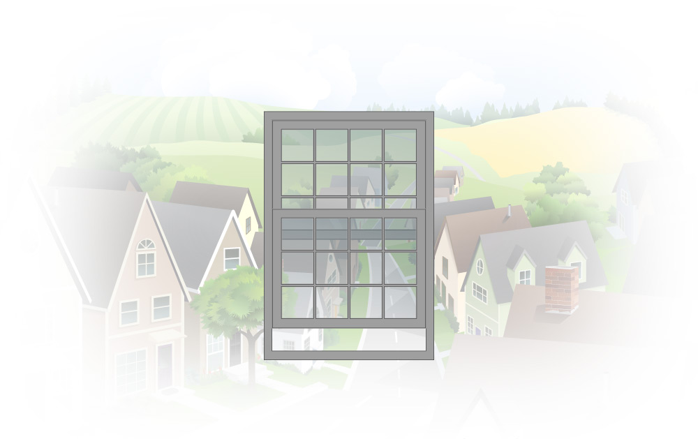 The pros and cons of double-hung windows