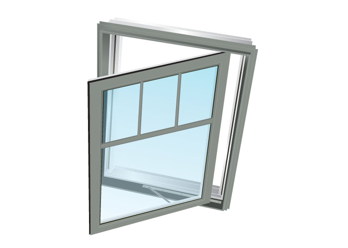 window type - casement