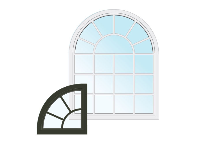 window type - custom/awning