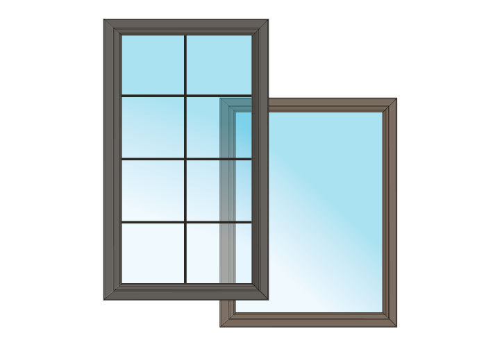 window type - picture