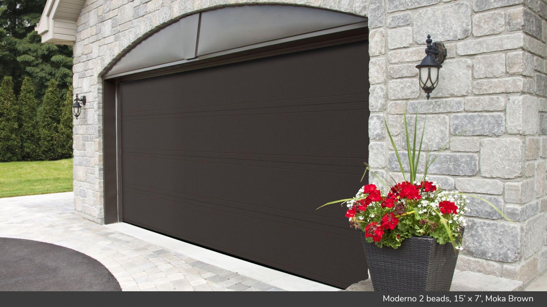 Garage Doors > Garaga Garage Doors - Moderno 2L