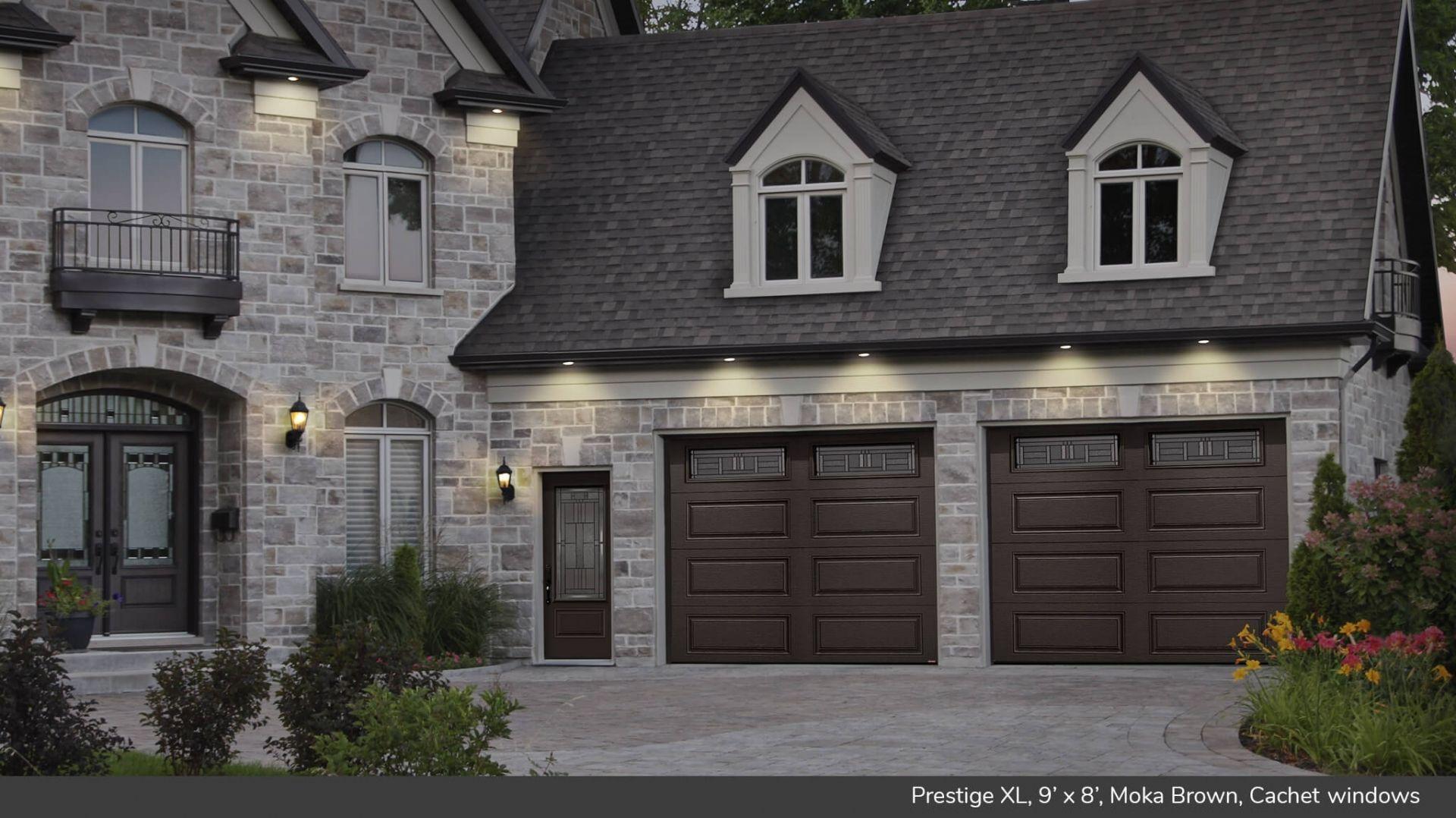 Garage Doors > Garaga Garage Doors - Prestige XL