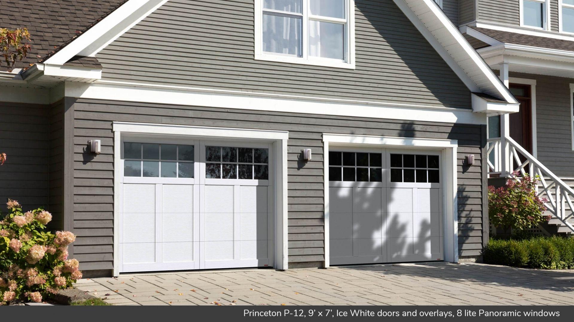 Garage Doors > Garaga Garage Doors - Princeton P12