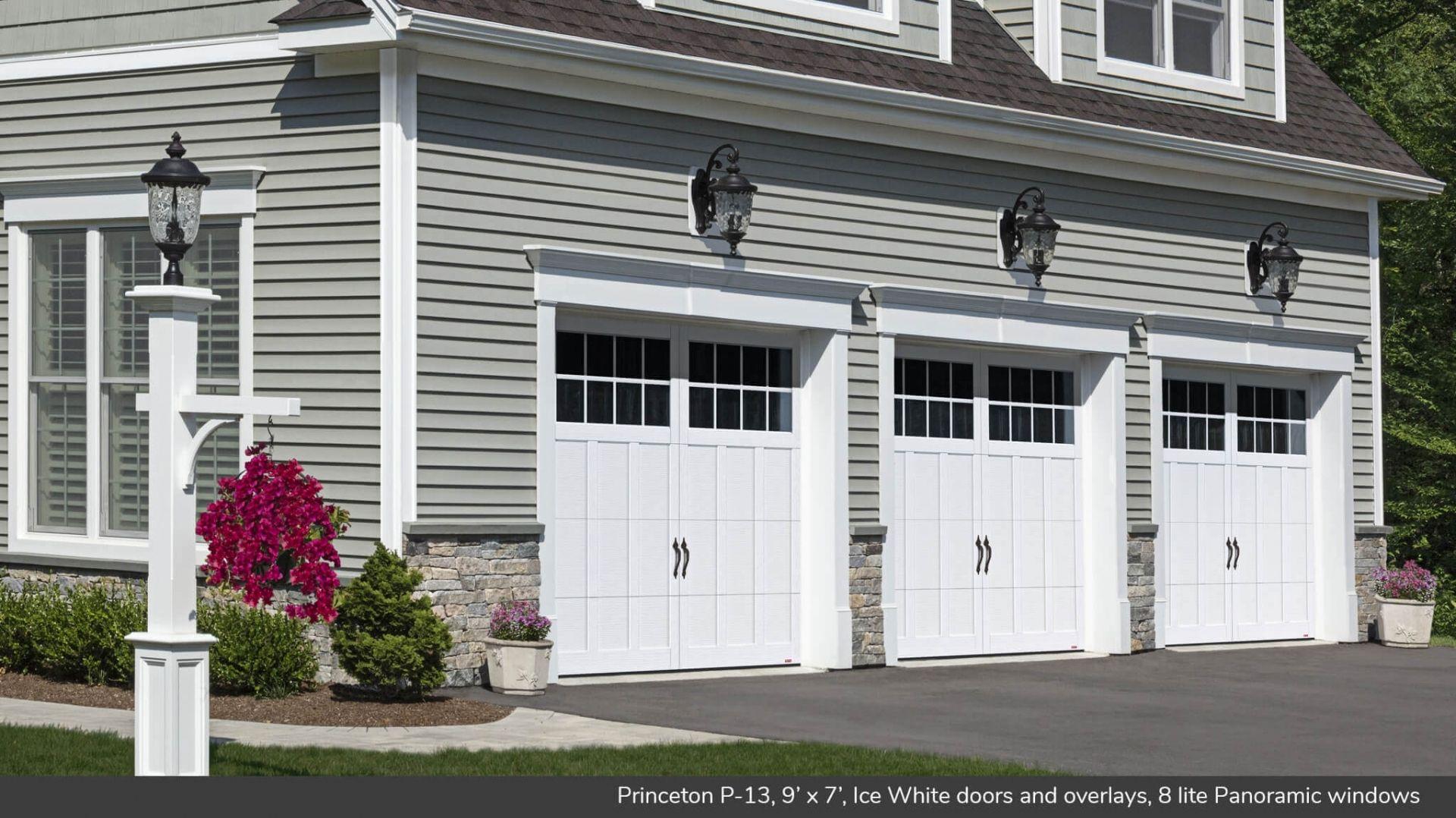 Garage Doors > Garaga Garage Doors - Princeton P13