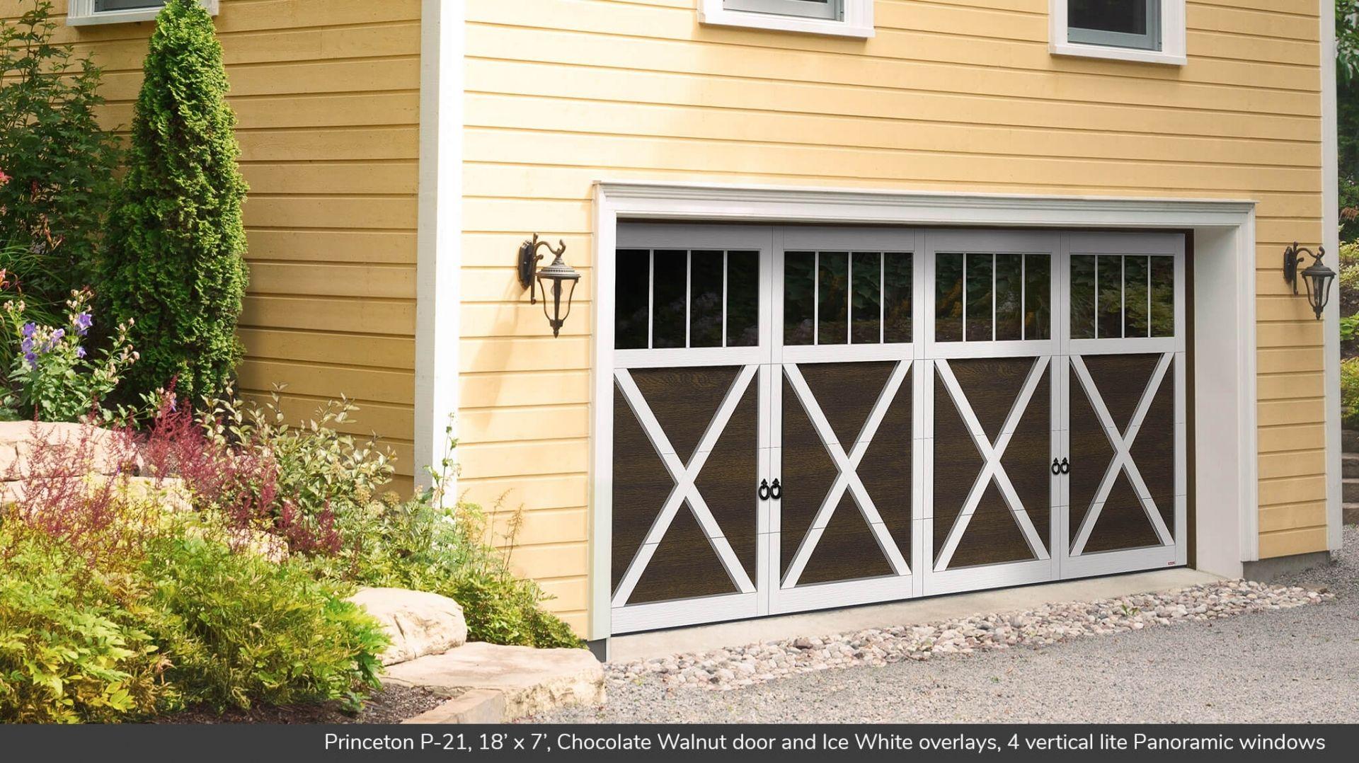 Garage Doors > Garaga Garage Doors - Princeton P21