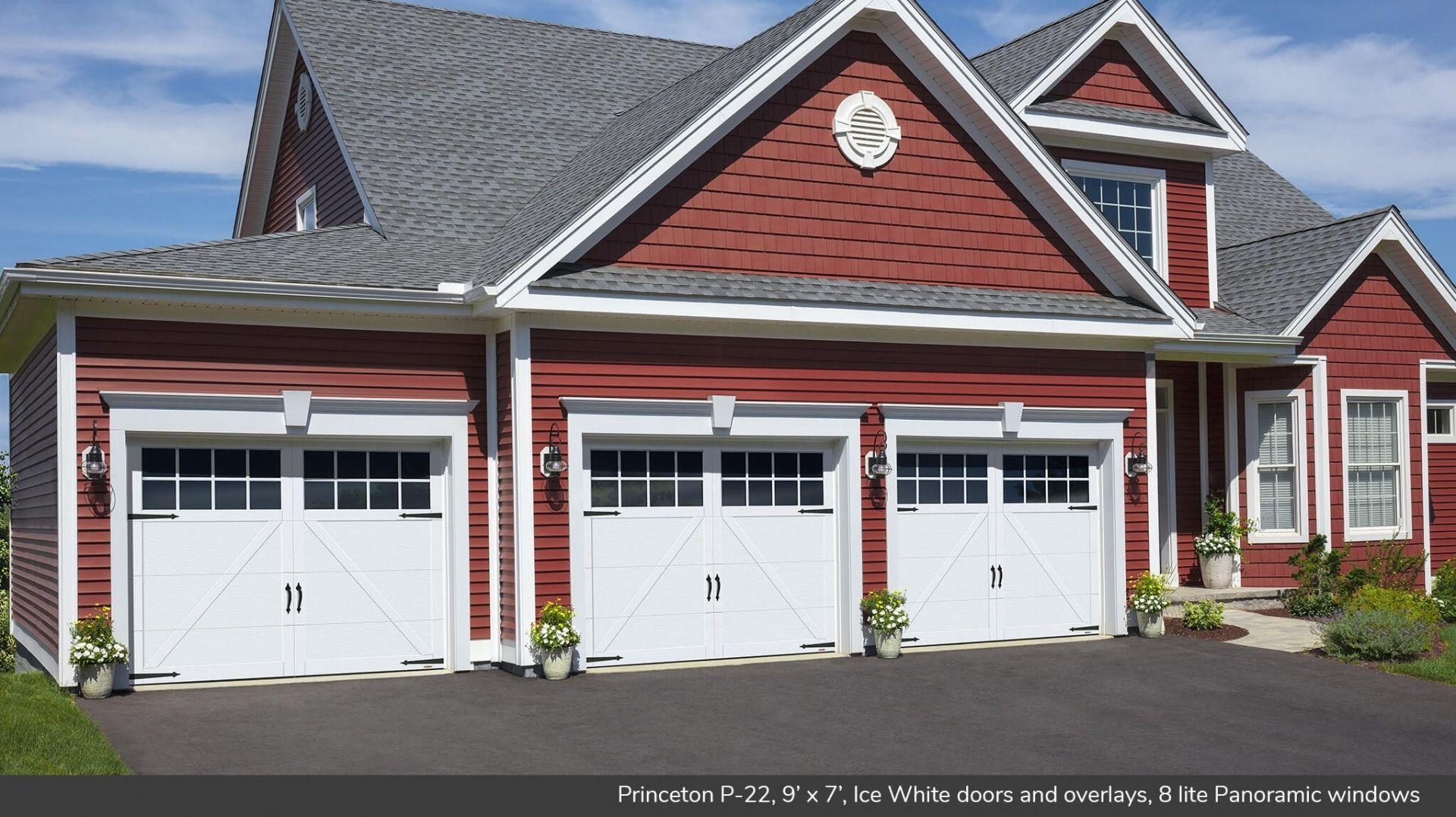 Garage Doors > Garaga Garage Doors - Princeton P22