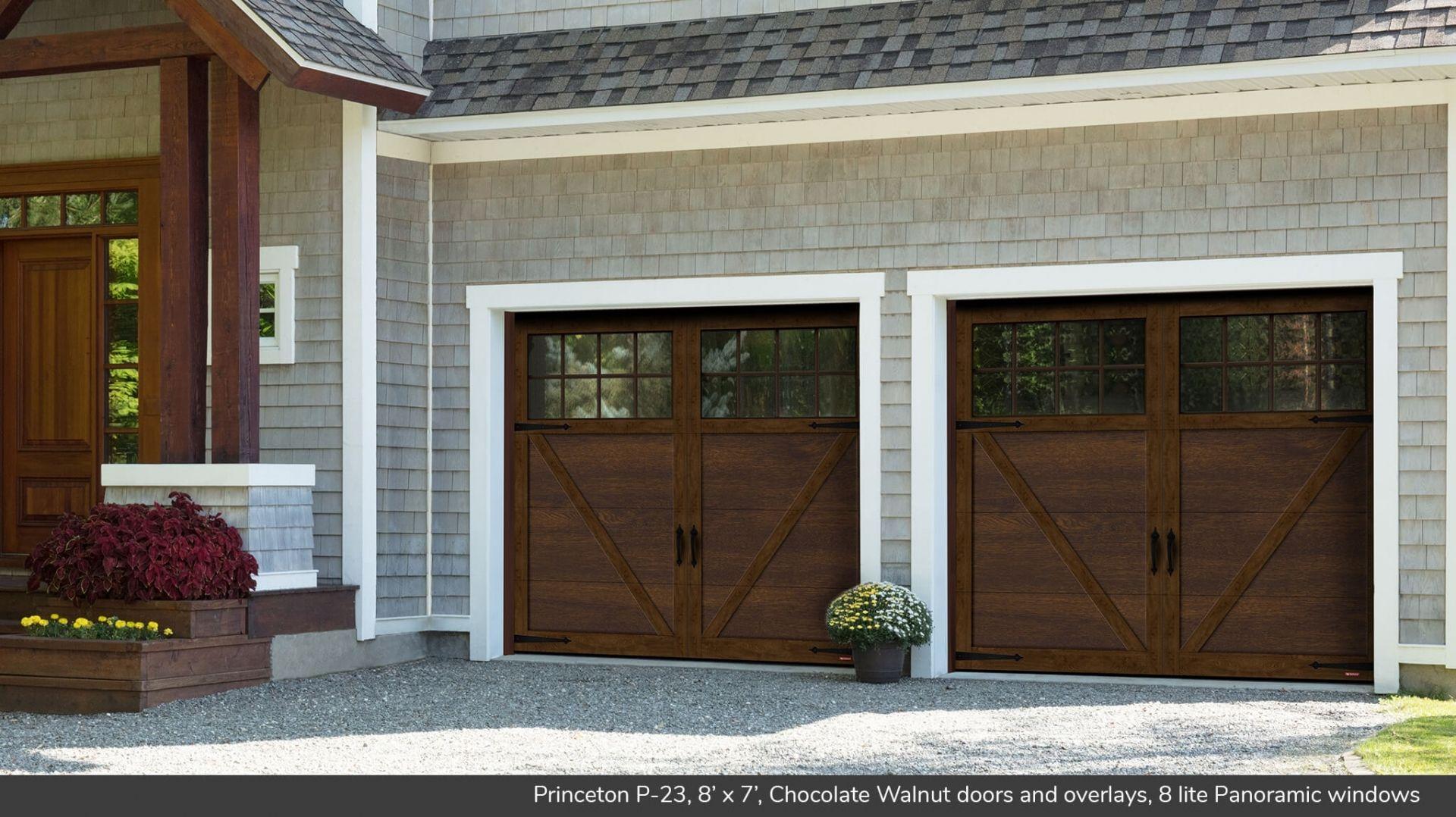 Garage Doors > Garaga Garage Doors - Princeton P23