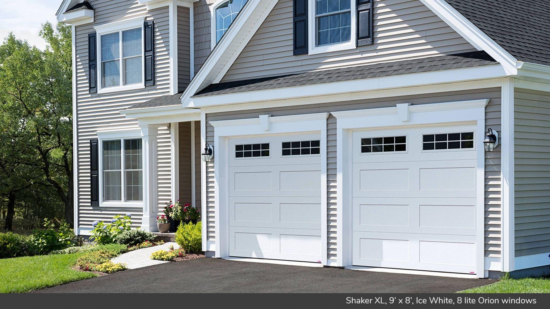 Garage Doors > Garaga Garage Doors - Shaker XL