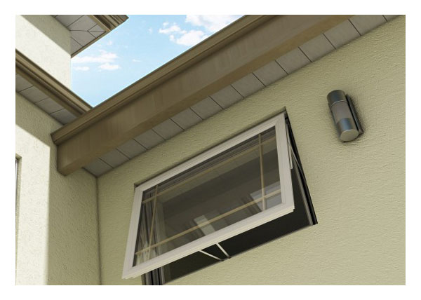 Gallery Image > Exterior - Awning Window
