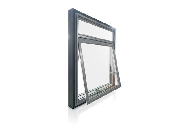 Del - Bayview Awning Window (grey)