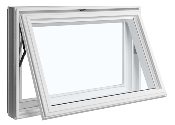 Del - Bayview Awning Window (white)