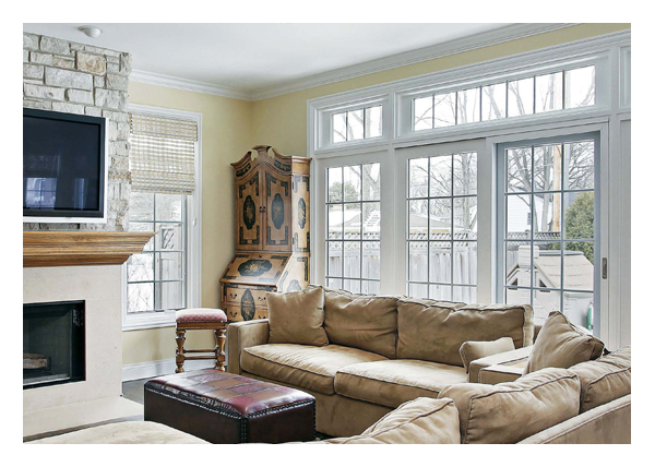 Del - Bayview casement window