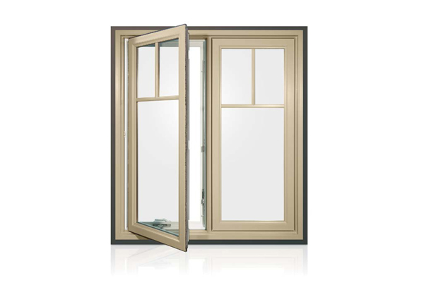 Del - Casement window