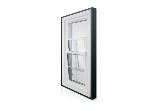 Del - Bayview Ddouble hung window