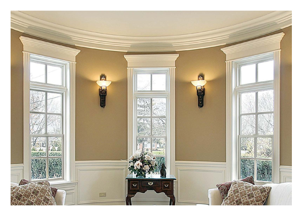Del - Bayview Hung Windows