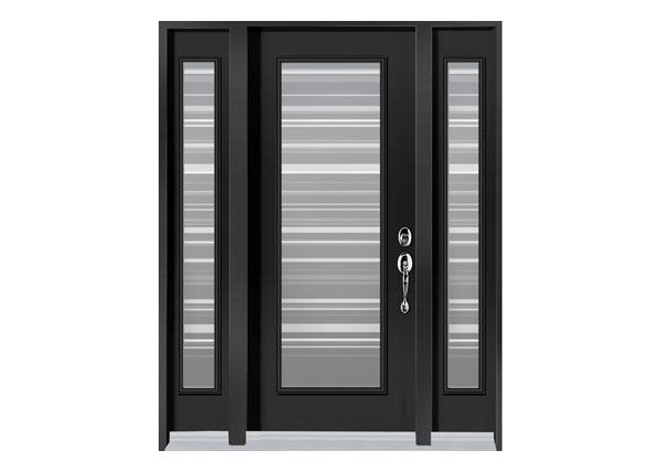 Gallery Image > Dimension Doors - Azur Silkscreen