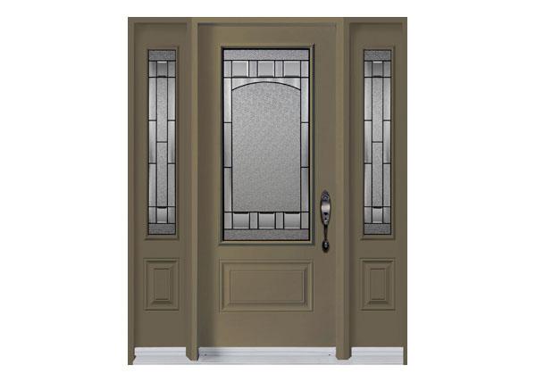 Gallery Image > Dimension Doors - Bistro Patina