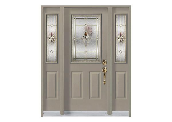 Gallery Image > Dimension Doors - Mystique Brass