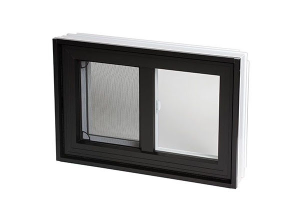 Slider window single 4000/5000 hybrid series