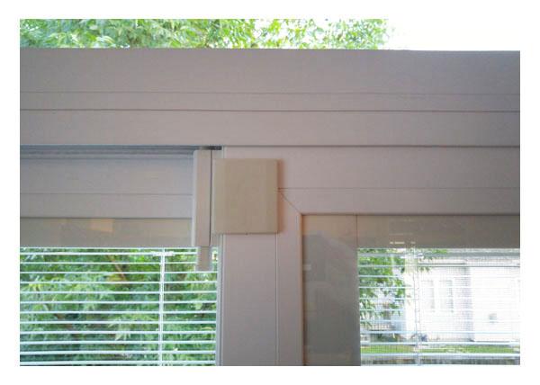 Gallery Image > Patio door dual position optional lock northstar