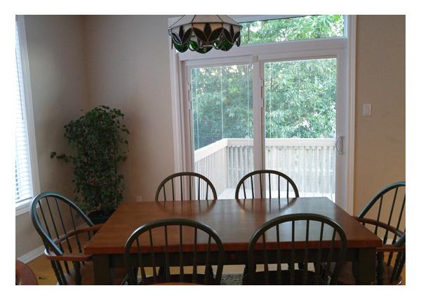 Gallery Image > North Star Patio Door - With interior blind option