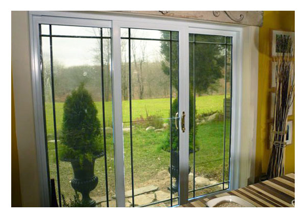Gallery image gt anatomy of vinyl patio sliding door