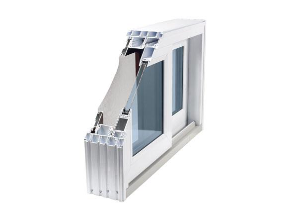 Gallery Image > North Star - vinyl patio door cutaway