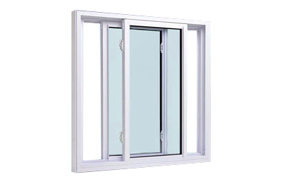 image of double-lift slider window
