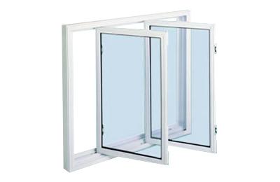 Double Tilt Slider Window