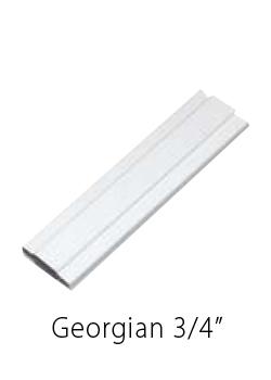 Georgian 3/4 inch