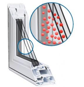 Krypton Gas Filled Windows