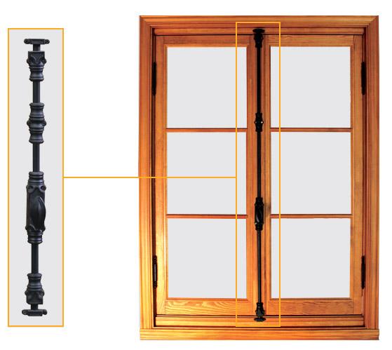 Ancestral Window (Wood)