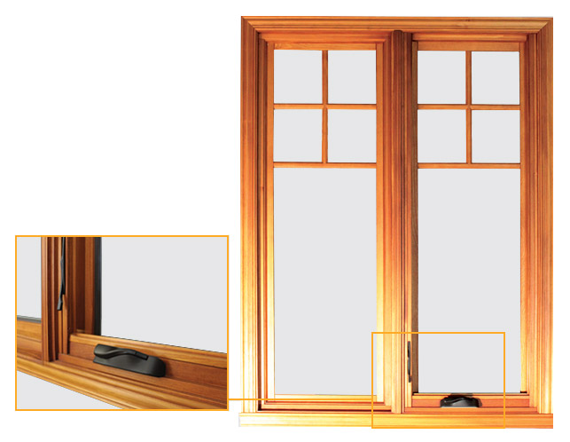 Casement and Awning (Wood)