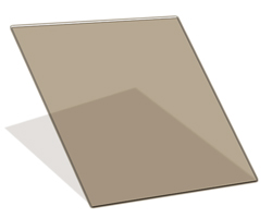 Bronze-Tint Glass