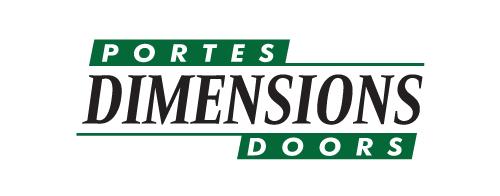 Dimension Doors, door & door-glass warranty