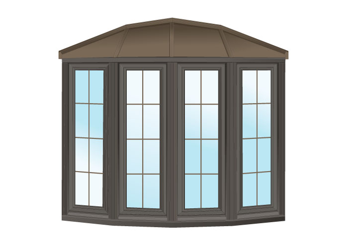 Types Of Bow Windows : Entry gt choosing a window type practical guide