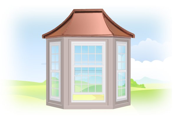 Bay windows - Bring outdoor beauty into your home
