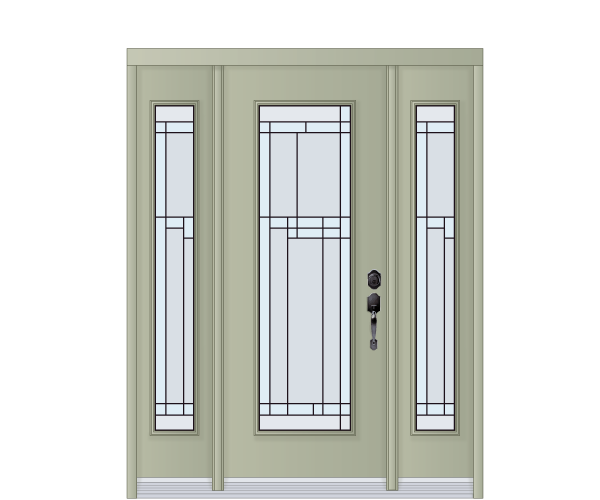 Replacement Entrance Doors