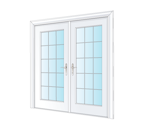 Garden door products