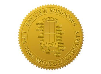 bayview windows lifetime window warranty
